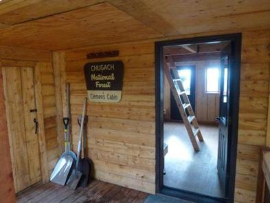DALE CLEMENS CABIN