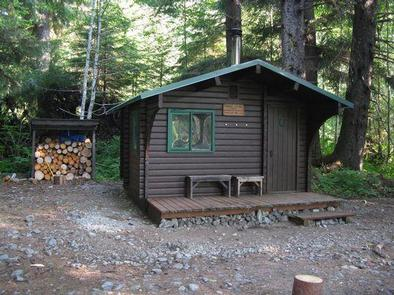SITKOH LAKE (WEST) CABIN