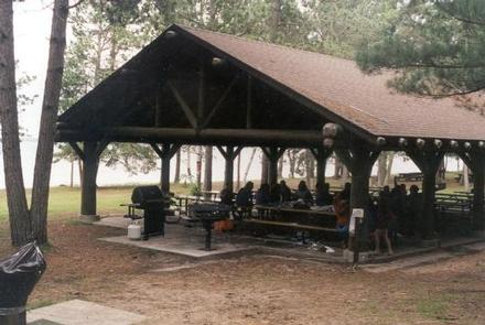 NORWAY BEACH PICNIC SHELTER