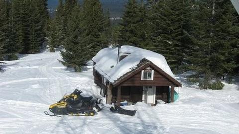 Walde Lookout Cabin