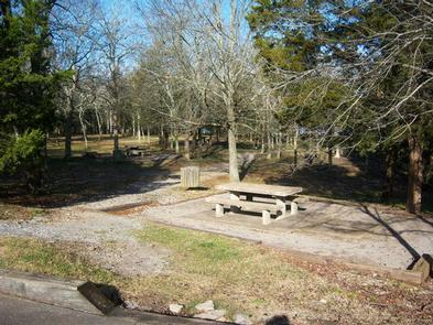 SMITH SPRINGS - picnic area