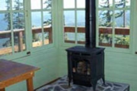 TIMBER BUTTE CABIN