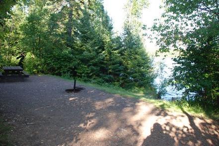 Crescent Lake (Mn) Campground, Grand Marais, Minnesota   REI
