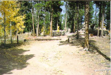 Preview photo of Kenosha Pass Campground