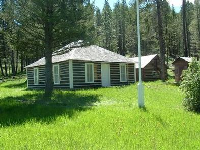 Moose Creek Cabin | Recreation gov