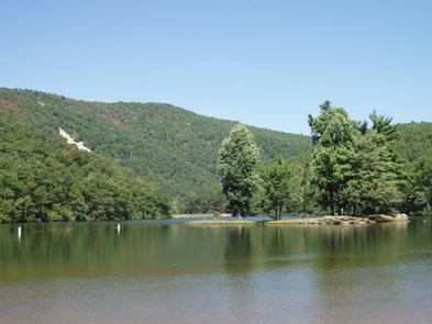 Lower Sherando Lake