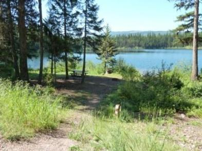 Preview photo of Lakeside Lolo Campground (MT)