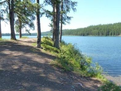 LAKE INEZ POINT 6 (GROUP CAMP SITE)