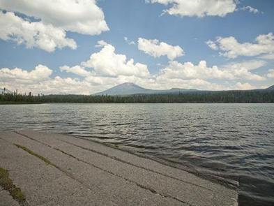 Photo of Little Lava Lake