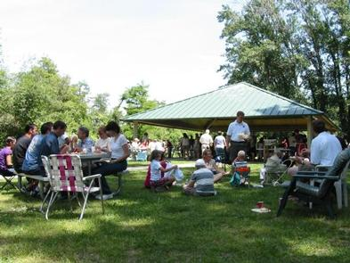 Rooks Park (WA) Bennington Lake
