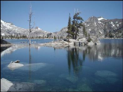 Desolation Wilderness Permit