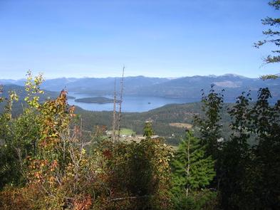 Kalispell Island Group Site