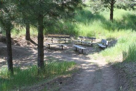 MACKS CREEK PARK - AMPHITHEATERAmphitheater Above Swim Beach