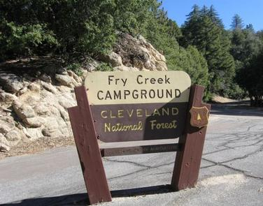 Preview photo of Fry Creek Campground