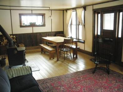 HOGBACK HOMESTEADDining Room