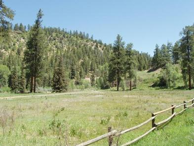 BLANCO RIVER GROUP CAMPGROUND