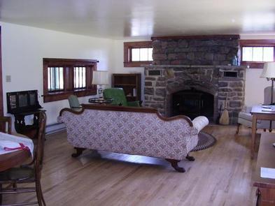 MORGAN-CASE HOMESTEADLiving Room