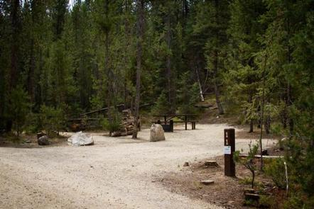 BOUNDARY CREEK CAMPGROUND