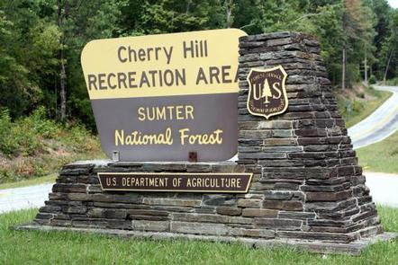 CHERRY HILL CAMPGROUND