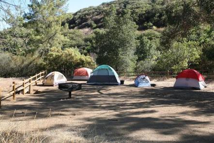 CIRCLE X RANCH GROUP CAMPGROUND