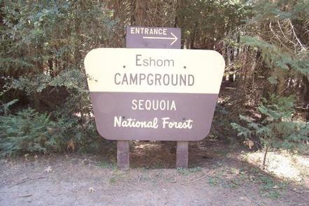 Preview photo of Eshom Campground