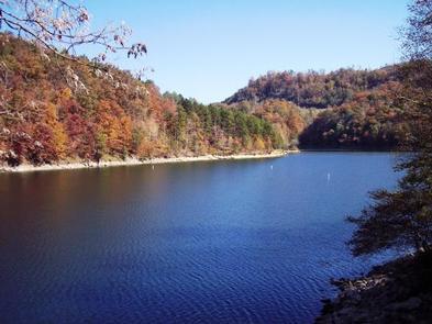 CARR CREEK LAKE SHELTERS
