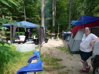 Preview photo of Cave Mountain Lake Family Camp