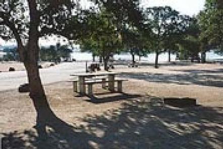 Campsite within Buckhorn CampgroundBuckhorn Campsite