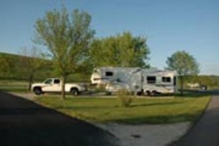 BOB SHETLER RECREATION AREA 2RV campsite