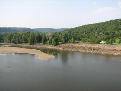 Preview photo of Dam Site (Fort Gibson Lake)