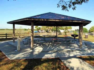 Group Picnic Shelter