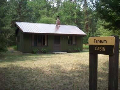 Preview photo of Taneum Cabin