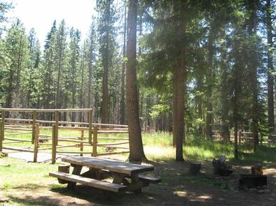 SHEEP SPRINGS HORSE CAMP