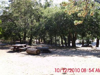 LAKE CAMPGROUND