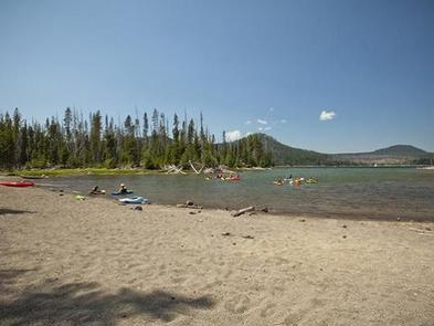 Preview photo of Little Fawn Campground