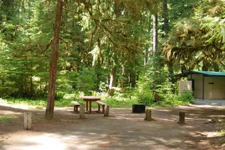 La Wis Wis Campground