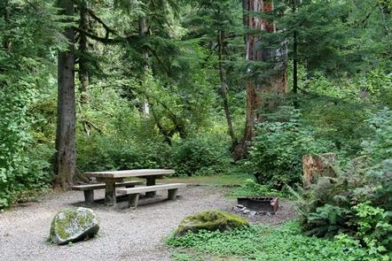 Bedal Campground