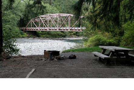 Red Bridge Campground Darrington Washington Rei