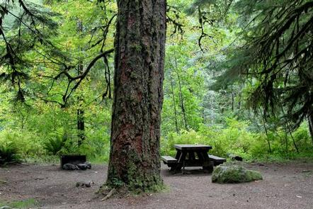 Marble Creek Campground