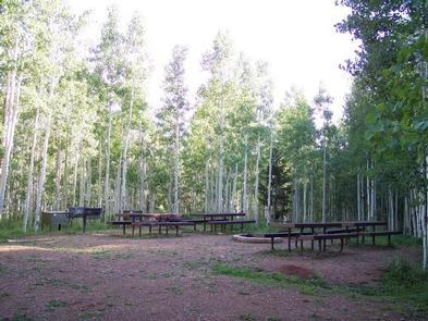 BARKER RECREATION AREAGroup Campsite