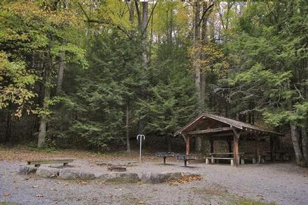 BRIAR BOTTOM GROUP CAMPGROUND 7Pavilion