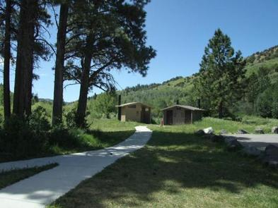 MINK CREEK GROUP SITE CAMPGROUND