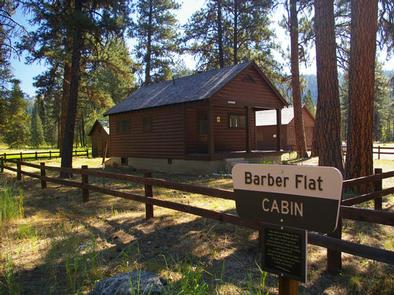 Preview photo of Barber Flat Cabin