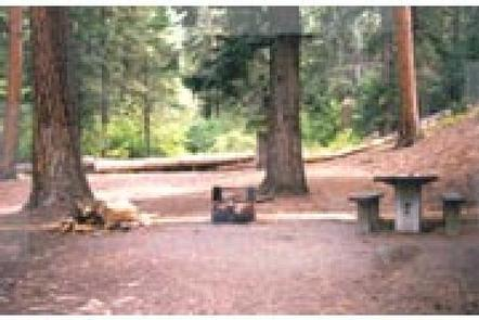 SPRING CREEK CAMPGROUND