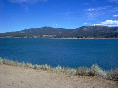 Boca Reservoir Reservoir from Boca Rest Campground