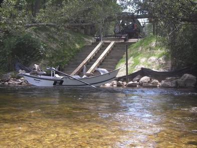 Pere Marquette National Scenic River Watercraft Permits (Huron Manistee)