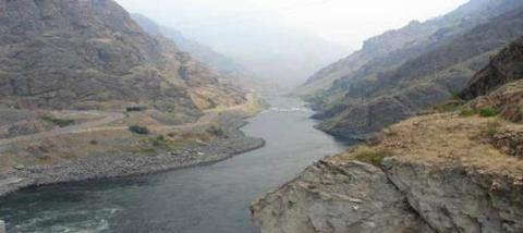 HELLS CANYON - SNAKE RIVER (POWERBOAT)