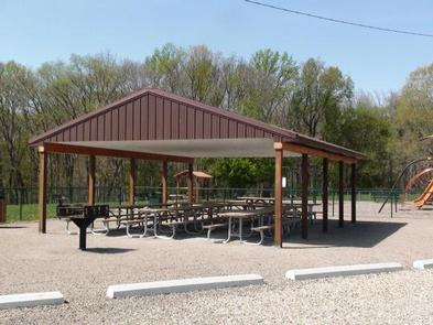 Preview photo of Dillon Lake Group Picnic Shelter