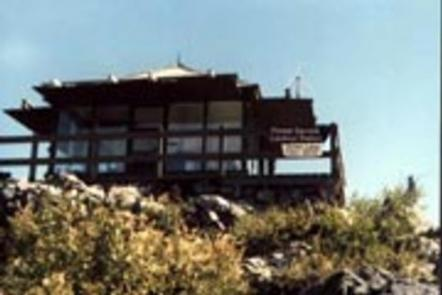 Preview photo of Bolan Mountain Lookout