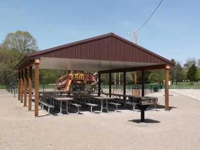 Dillon Lake Group Picnic Shelter